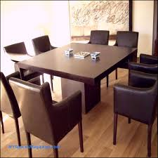square 8 person dining table fresh 17 awesome oak dining table 8 chairs dining chairs dining