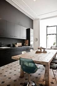 Best Farmhouse Tables  Modern Chairs Images On Pinterest - Rustic modern dining room chairs