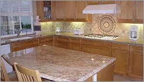 gold granite of the island