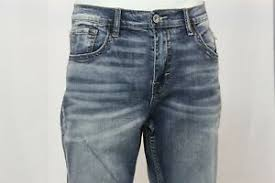 Bke Jeans Size Chart Clothing Details About Mens Bke Nolan Straight Stretch Denim Relaxed Fit Jeans Mens Size 36r 36x32