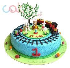 Odc143 Kids 1st Birthday Cake 1kg Designer Cakes Cake Square Chennai