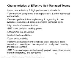 self managed teams leading self managed team ppt video online download