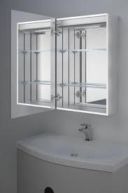 Bathroom Cabinet With Shaver Point Led Nova Sensor Cabinet