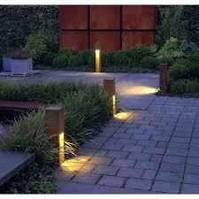 Steel Solar Garden Post LightsSolar Garden Post Lights