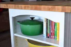 Kitchen Bookcase Video Kitchen Island Custom Bookcase Sew Woodsy