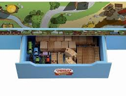 train table thomas wooden railway grow with me play table new playset 3 3 of 4
