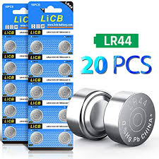 Licb 20 Pack Lr44 Ag13 357 303 Sr44 Battery 1 5v Button Coin Cell Batteries
