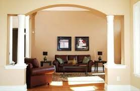 archways in homes room paint