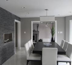 gray dining room awesome