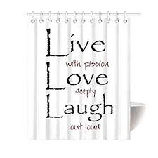 Live Laugh Love Quotes Inspiration Amazon Saying Live Laugh Love Quotes Art For Home Bathroom