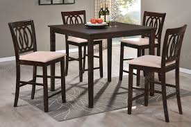 high chair counter height chairs dining room furniture showroom cool high dining room chairs