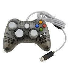 Xbox 360 Orange Light Xunbeifang Wired Pc Usb Controller Gamepad Joystick For