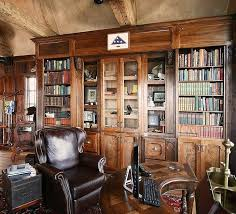 home office library. these 10 home libraries are for people who really love their books photos office library