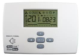 Heat Cool Digital Heat Cool Timer Thermostat Heatlink