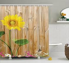Sunflower Bathroom Decor