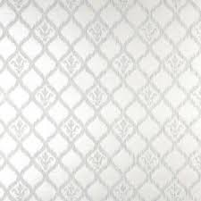 Small Picture Kenneth James Jakarta Silver Ikat Motif Wallpaper 2542 20705 The