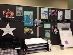 decorating an office cubicle. Cubicle Decor | Ethan \u0026 Emilie Decorating An Office W