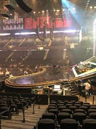 Nassau Veterans Memorial Coliseum Section 128 Row 1 Seat
