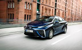 Stack to the future, Toyota Mirai, first drive, CAR+ December 2015 ...