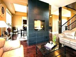 two sided fireplace indoor outdoor two sided fireplace indoor outdoor beautiful double