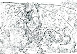 Dragons Coloring Pages Splendid Real Dragon Coloring Pages Colouring