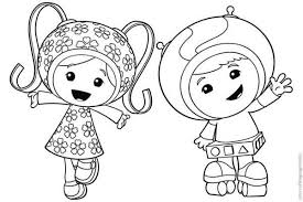 Small Picture team umizoomi coloring pages bot milli geo geo team umizoomi
