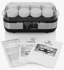 <b>Йогуртница Rommelsbacher JG 40</b> купить в интернет-магазине ...