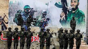Hamas veya resmî adıyla i̇slamî direniş hareketi, filistin ulusal yönetimi'nde seçimle belirlenmiş filistin parlamentosunda çoğunluğu elinde tutan. As Its Popularity Is Challenged Hamas Keeps Watchful Eye Over Its Palestinian Rival In Gaza