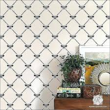 wall stencil ideas pattern stencils french bee trellis stencil free wallpaper backgrounds larutadelsorigens