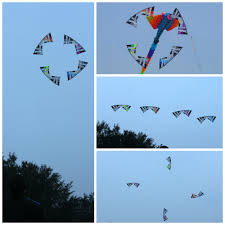 dancing in air an inside look at sport kite flying water chatter picmonkey collage