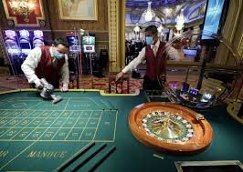 The Chips Are Down as Monte Carlo Casino Reopens After Coronavirus Closure  | World News | US News