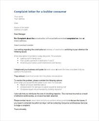 Letter Of Complaints Sample 32 Complaint Letter Examples Samples Pdf Doc Examples