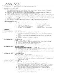 Mail Carrier Resume Professionalresumeforkentonnicholspage24 My Perfect Resume 4