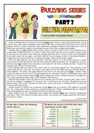Bullying Series Part 2 Bullying Perpetrator English