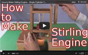 diy stirling engine blog bull diy stirling engine how to make a single cylinder stirling engine a tomato can by rimstarorg