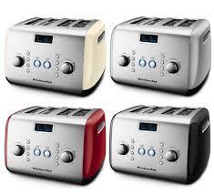 kitchenaid kmt423 artisan 4 slice toaster