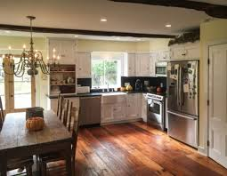 Can You Put Wood Floor In Kitchen