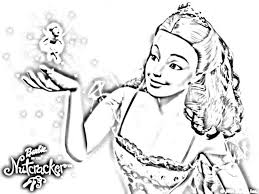 Free Nutcracker Coloring Pages At Getdrawingscom Free For