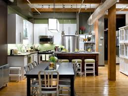 Open Kitchen And Living Room Design L Shaped Kitchen Design Pictures Ideas Tips From Hgtv Hgtv