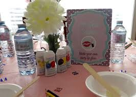 lip gloss station vaseline and crystal light flavoring