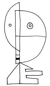Paul Klee Kleurplaten Arte Abstracto Arte Para Niños En Clases