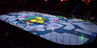 3d Seating Chart San Jose Sharks Watch This Teams Pregame Show Will Melt Your Brain 3d