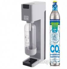 <b>Сифон Home Bar Smart</b> 110 NG Silver + балон 425г