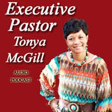 Executive Pastor Tonya McGill