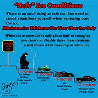 Ice Depth Safety Chart Fne Admin Author At Fishing Northeast Page 3 Of 15
