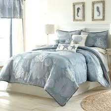 Seashell Bedding Sets Buy From Bed Bath Quilted Bedspread Quilt Kohls