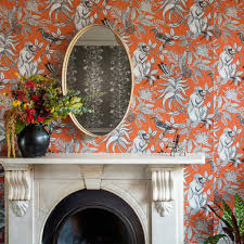 Wallpaper Living Room Feature Wall Feature Wall Wallpaper