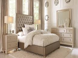 Upholstered Bedroom Set Unique Sofia Vergara Paris Silver 5 Pc Queen  Upholstered Bedroom Queen Bedroom Sets