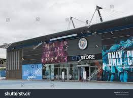 City Store Manchester City Football Club Stock Photo (Edit Now) 1134444608
