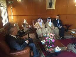 وزير الشئون الإسلامية المغربي: البحرين وطن الوسطية والتعايش والتسامح    البحرين - صحيفة الوسط البحرينية - مملكة البحرين